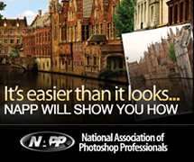Join the National Association of Photoshop Professionals