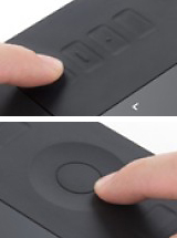 Intuos5 ExpressKeys and Touch Ring