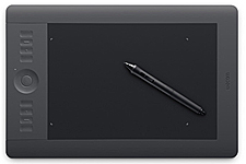 Intuos5 Medium Top View