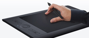Wacom Intuos Pro Multitouch